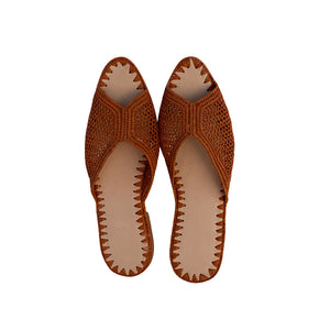 desert breeze raffia shoes 2