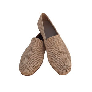 original touch raffia shoes 1