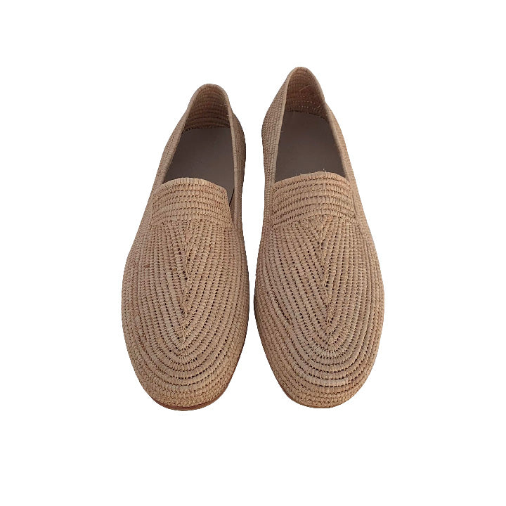 original touch raffia shoes