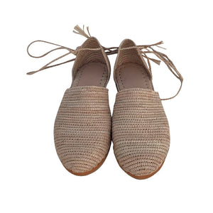 the classics raffia shoes