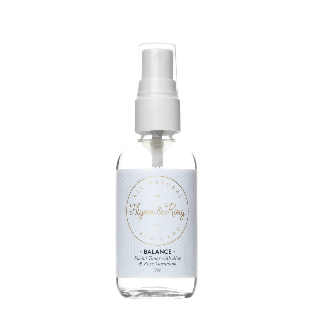 BALANCE - Facial Toner with Aloe and Rose Geranium