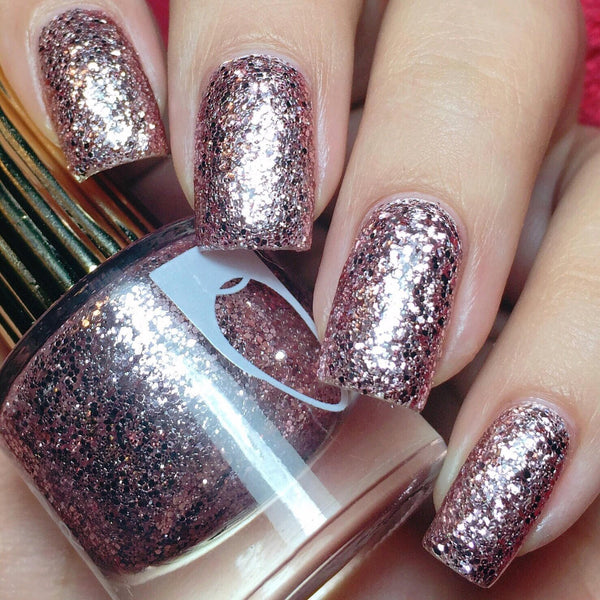 7-FREE NAIL POLISH - The Pink Nugget