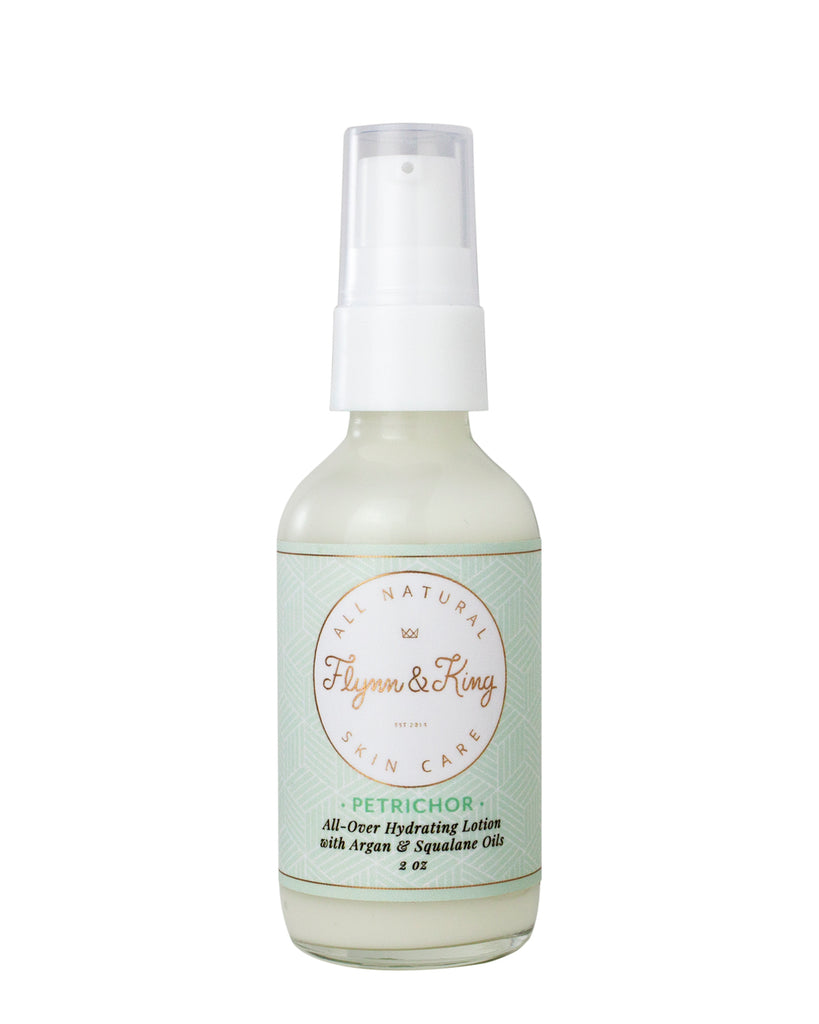 PETRICHOR - All-Over Hydrating Lotion with Argan & Squalane Oils
