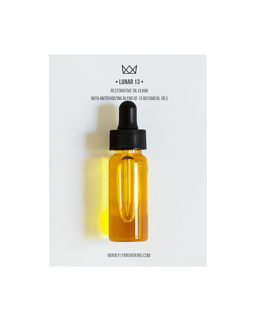 Trial Size LUNAR 13 - Restorative Oil Elixir with an Antioxidizing Blend of 13 Botanical Oils