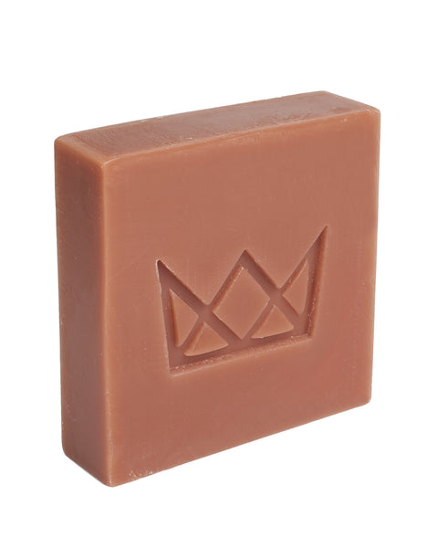 Artisanal Soap - DRIFTWOOD - Babassu Oil And Pink Clay Soap