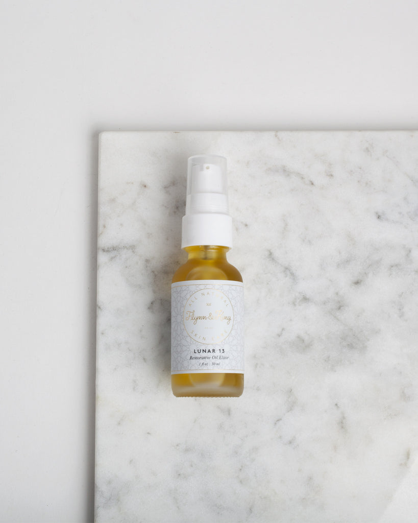 LUNAR 13 - Restorative Oil Elixir With An Antioxidizing Blend Of 13 Botanical Oils