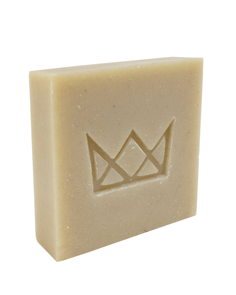 WOODSMAN - Vetiver & Cedarwood Soap