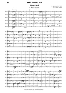 1st Mvt from Symphony No.5 (Beethoven) CPH146