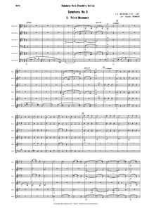 3rd Mvt from Symphony No.5 (Beethoven) CPH148