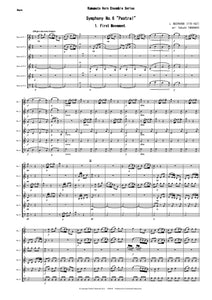 1st Mvt from Symphony No.6 Pastoral (Beethoven) CPH058