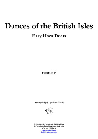 Easy Duets - Dances of the British Isles CPH028