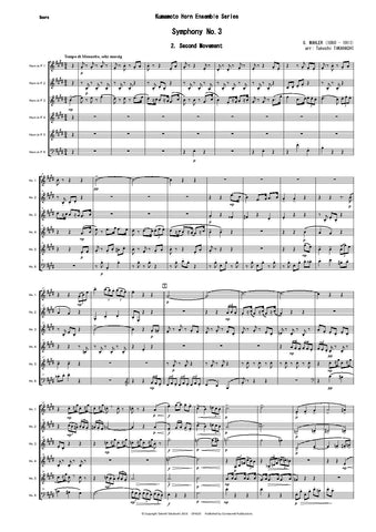 2nd Mvt from Symphony No.3 (Mahler) CPH225