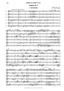 2nd Mvt from Symphony No.5 (Mahler) CPH235