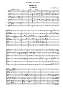 3rd Mvt from Symphony No.5 (Mahler) CPH236