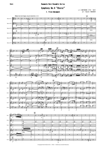 1st Mvt from Symphony No.9 (Beethoven) CPH107
