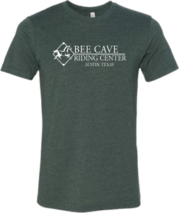 """BCRC Logo"" Green T-Shirt"