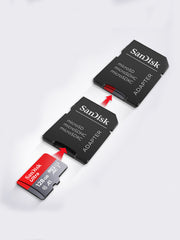 SanDisk 128g memory card high-speed mobile phone memory card
