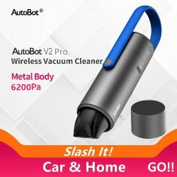AutoBot V2 Pro Wireless Car Vacuum Cleaner Handheld & Portable Auto Cleaner Dust Remover for Car Home Office