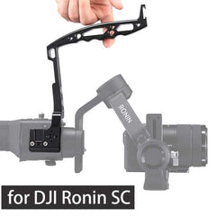 DH-09 DH-13 Ronin S Handle Sling Grip Mounting Extension Arm for DJI Ronin SC/Ronin S Zhiyun Crane 2/Crane Plus Gimbal Accessory