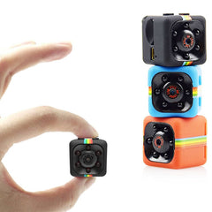 Mini Camera For Home Security System Mini Camera 1080p SQ11 Motion Detection Outdoor Sport Aerial Photography Mini Camera