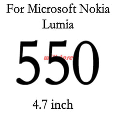 Tempered Glass Screen Protector for Microsoft Nokia Lumia 430 540 550 640 650 1020 1320 1520 950 X2 XL GLASS Film