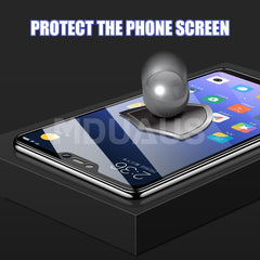 9D Screen Protector Glass For Redmi 5 Plus 5A S2 Go K20 4X 6 6A For Xiaomi Redmi Note 4 4X 5 5A 6 Pro Tempered Glass Safety Film