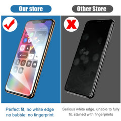 3PCS Full Cover Tempered Glass On the For iPhone 7 8 6 6s Plus X Screen Protector On iPhone X XR XS MAX SE 5 5s 11 12 Pro Glass