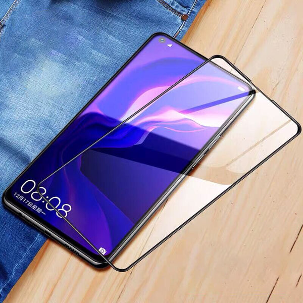 Full Cover Protective Glass On The For Huawei Nova 7 6 Se 5 Pro 5T Screen Protector Tempered Glass For Huawei Nova 4 4e 3 3e 3i