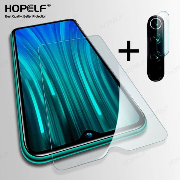 Tempered Glass for Xiaomi Redmi Note 8 7 Pro 7A 8A Glass Screen Protector Camera Lens 8T Glass for Redmi Note 8 Pro 7 Redmi 8 7A
