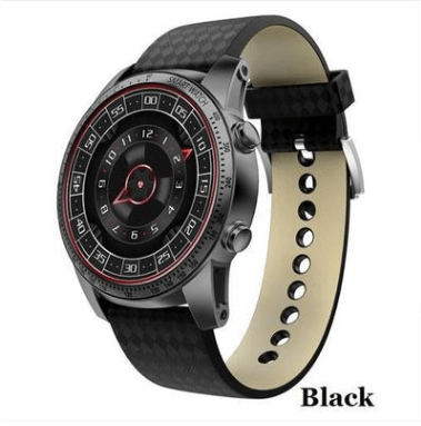 New 3G Android System 5.1 Quad-core 8G Memory Heart Rate Information Synchronous Business Sports Watch