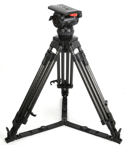 TERIS/Turris TX-V20T PLUS Hydraulic Head Tripod Set Professional Damping Camera Scaffolding