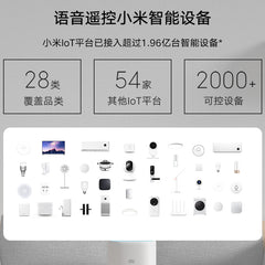 Xiaomi xiao love speaker xiao love classmate smart speaker home Bluetooth audio AI robot alarm clock control sweeper