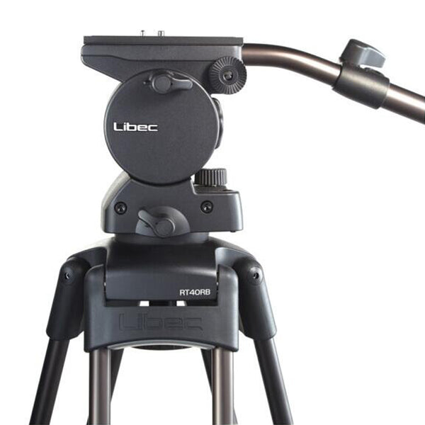 Libec RS-450D RS-450DM Professional Camera Tripod Head Set