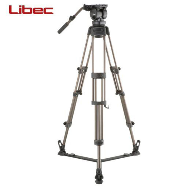 Libec LX10 LX10M LX10 Studio Professional Camera Tripod Head Set
