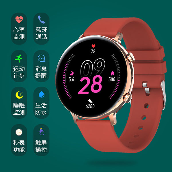 Bluetooth call smartwatch male multi-functional sports electronic machinery Apple vivo Huawei oppo universal bracelet