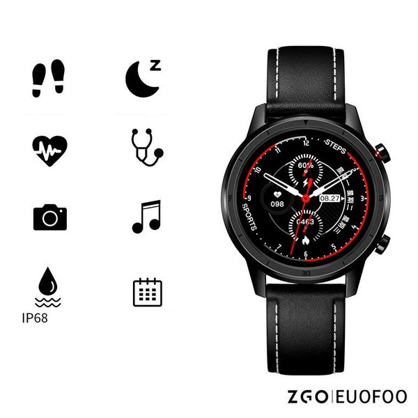 Huawei mechanical smartwatch men's movement is suitable for oppo Xiaomi men's black technology mechanical electronic bracelet women