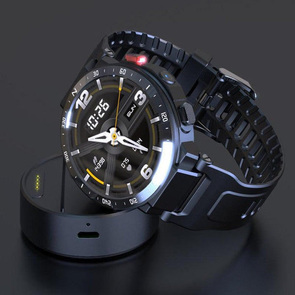 Smartwatch male multi-functional black technology phone 4g all-network wifi Internet access card video to play games adult female Android students high school students electronic sports round screen adult mobile phone