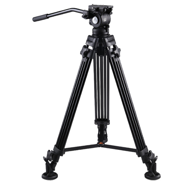 Italian-American G50 camera professional photography tripod Hydraulic head tripod SLR damping tripod SLR camera inscription camera tripod tripod head