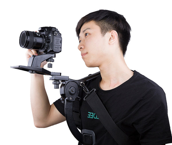 Shoulder carrier camera stand hand stabilizer SLR camera DV camera shoulder rack shoulder strap accessories movie video video recording handheld head portable micro-single stabilization