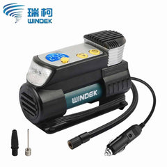 WINDEK Car Compressor Tire Pump Heavy Duty Digital Tyre Inflator 12V Super Fast Inflation Auto Air Compressor for Cars Tires SUV