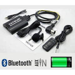 Yatour BTA Bluetooth interface for Volvo HU-xxx car radio HU650 HU803 U401 HU615 HU650RDS HU850 Smart Phone Hand Free A2DP Music