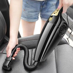 12V Car Vacuum Cleaner for Car Portable Vacuum Cleaner Handheld 100W Mini Car Vacuum Cleaner Auto Aspirador Coche - Pickandshop