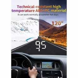 WiiYii hud M6S Car Head up display Auto Electronics KM/h MPH car Pickandshop