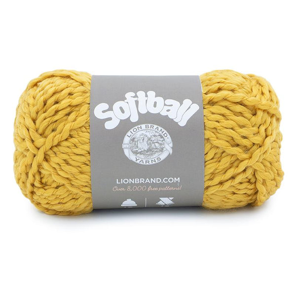 Lion Brand® Softball Yarn