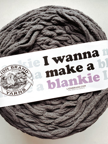 Lion Brand® I Wanna Make Make A Blankie