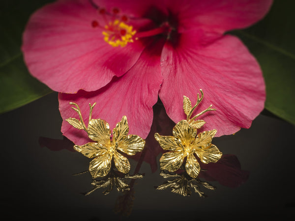 Tropical Elegance Earrings