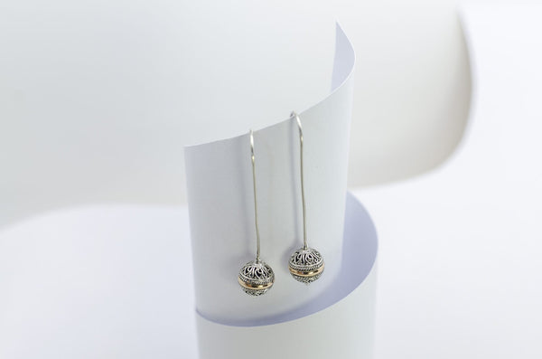Mystical Sphere Earrings