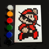 8 Bit Painting Kit (Plumber Brothers)