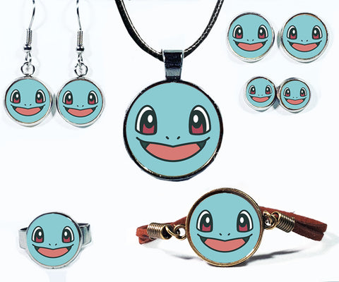 Cute Monster Turtle Jewelry Collection