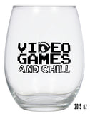 Video Games and Chill Series